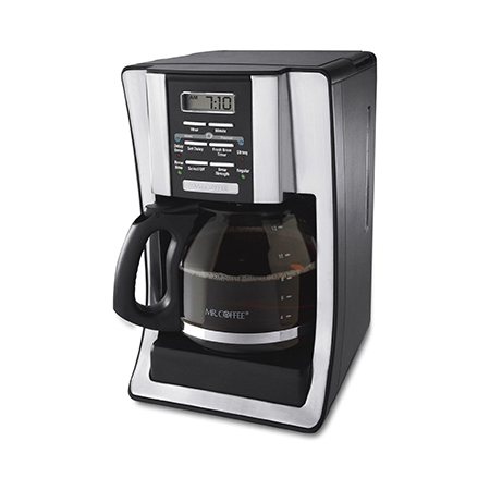 Mr. Coffee BVMC SJX33GT Programmable Coffeemaker