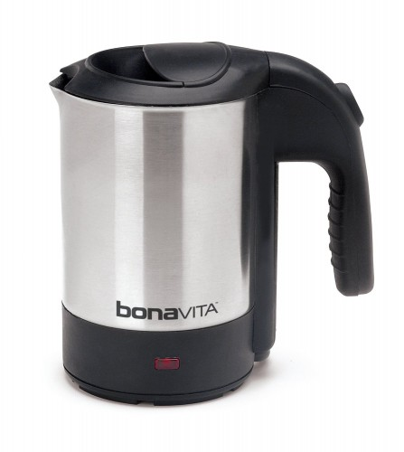 Bonavita Bona Voyage 0.5-Liter Electric Travel Kettle