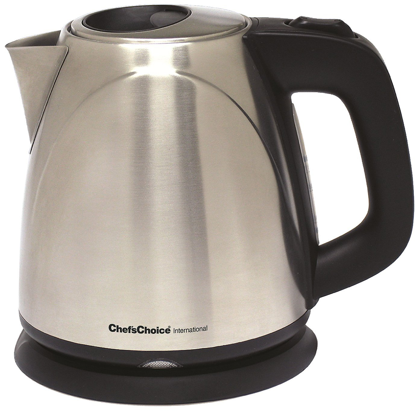 Chef's Choice 673 Cordless Compact Small Electric Kettle