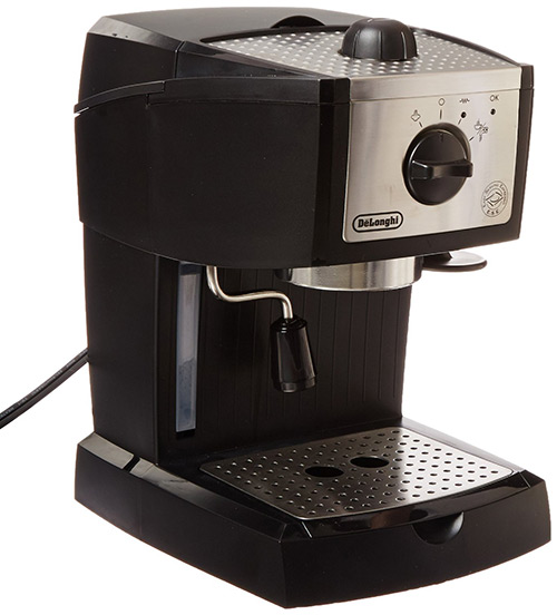 De'Longhi EC155 15 BAR Pump Espresso and Cappuccino Maker Review