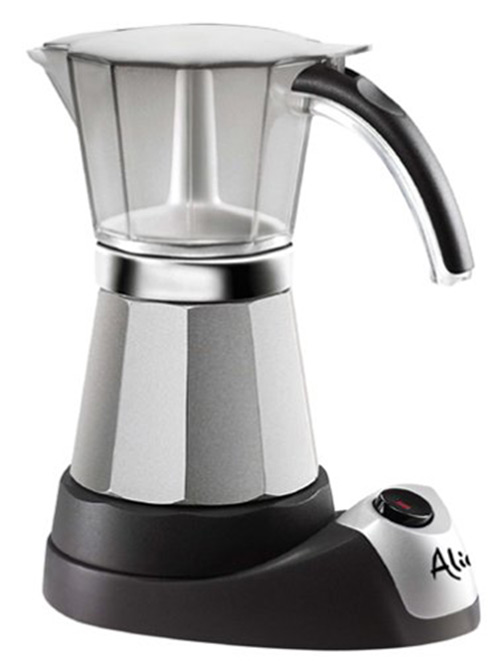 Delonghi EMK6 Alicia Electric Moka Espresso Coffee Maker Review