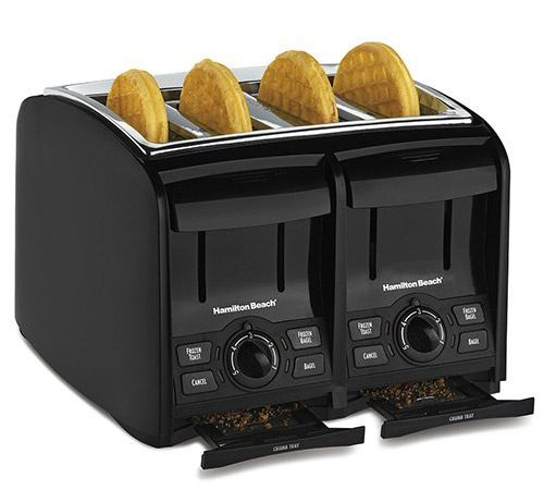 Hamilton Beach 4 Slice Cool Touch Toaster Review