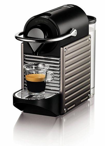 Nespresso Pixie Espresso Maker, Electric Titan Review