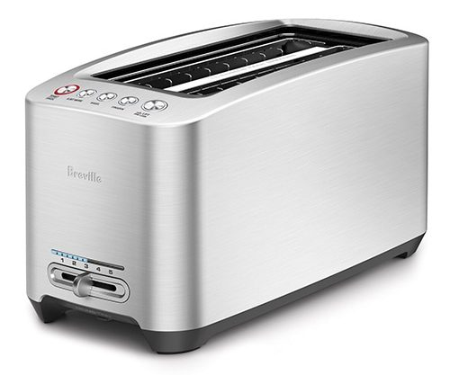 Breville BTA830XL Die-Cast 4-Slice Long Slot Smart Toaster Review