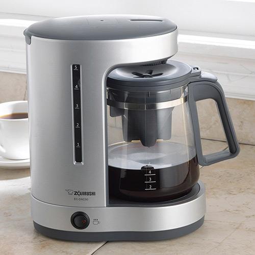 Zojirushi EC-DAC50 Zutto 5-Cup Drip Coffeemaker Review
