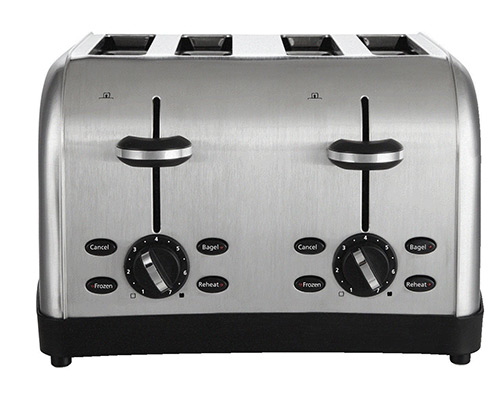 Oster TSSTTRWF4S 4-Slice Toaster Revieww