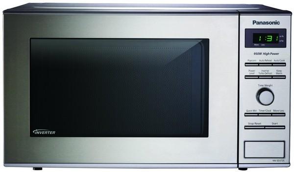 Panasonic NN-SD372S Stainless