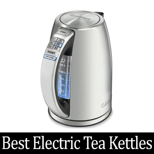 Best Electric Tea Kettles