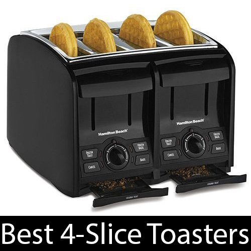 Our Picks for The Best 4 Slice Toasters ZapKitchen