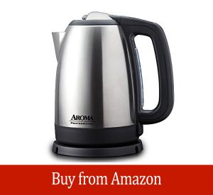 AromaHousewares AWK-299SD Digital Electric Kettle