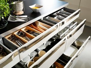 Storage Of Utensils