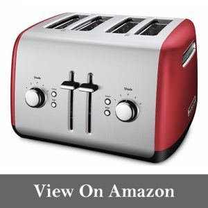 KitchenAid Toaster with Manual High-Lift Lever