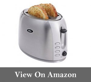Oster 6594 2-Slice Toaster, Silver