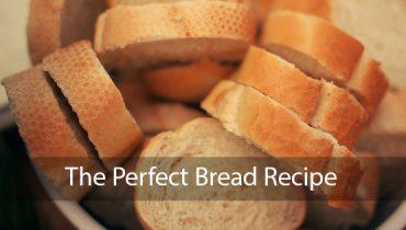 Bread Machine Bread Recipe