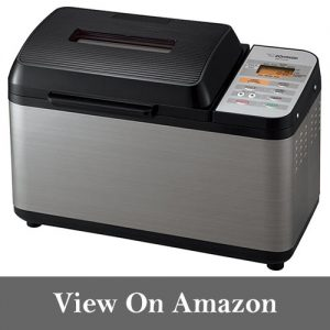 Zojirushi BB-PAC20 Home Bakery Virtuoso Breadmaker with Gluten Free Menu setting