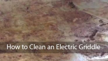 How to Clean an Electric Griddle