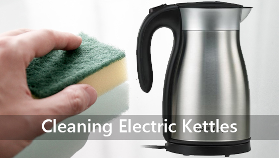 Electric Kettle Cleaning
